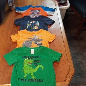 Other - Bundle of 18 month shirts (4 shirts)